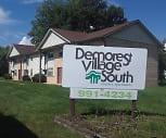 Demorest Village South, West Franklin Elementary School, Columbus, OH