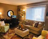 Frontier Apartments, Hollins University, VA