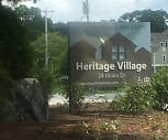 Heritage Village Apartments, Davisville Middle School, North Kingstown, RI