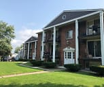 Colonial Village Apartments, Thomas A Edison Elementary School, Tonawanda, NY