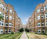 4720 S Drexel Boulevard, Hyde Park Kenwood Historic District, Chicago, IL
