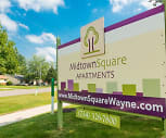 Midtown Square Apartments, 48184, MI