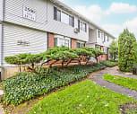 Eaton Village Apartments, Hazelwood, Portland, OR