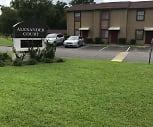 Alexander Court Townhouse Apt, Napier Field, AL