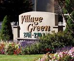 Village Green, Cottage Elementary School, Sacramento, CA
