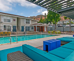 Highline Apartments, Pepper Drive Elementary School, El Cajon, CA