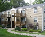 Arbor Terrace Apartments, Gull Lake Middle School, Richland, MI