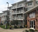 Depot at Elk River Station Apartments, Spectrum High School, Elk River, MN