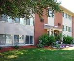 North Royal Oak Apartments, Northwood Elementary School, Royal Oak, MI
