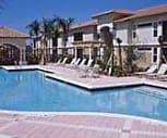 Pool, Colonnades