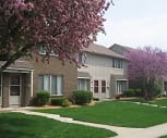 Meticulously Maintain Landscaping, Brookview Apartments of Indianapolis