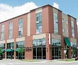 Downtown Lofts, Haskell Indian Nations University, KS