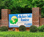 Dickey Hill Forest, University of Maryland Baltimore County, MD