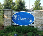 Community Signage, Apartments At Glenwood