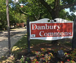 Danbury Commons, Western Connecticut State University, CT