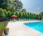 Pool, Huntersville Apartments