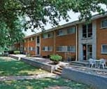 Clydesdale Apartments, Webster University, MO