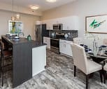 Kitchen, Cadence Apartments