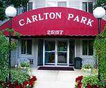 Building, Carlton Park Apartments