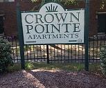 Community Signage, Crown Pointe