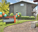 Terrain, St Elmo Elementary School, Austin, TX