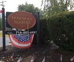 Bowdoin Square, Clarence, NY
