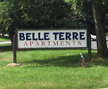Belle Terre Apartments, Northside Elementary School, Mechanicsburg, PA