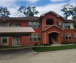 Auburn Square Apartments, Pine Forest Elementary School, Vidor, TX