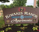 Kiwanis Manor, 44883, OH