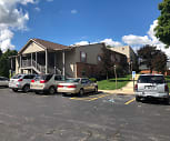 Village Green Apartments, Central Elementary School, Lexington, OH
