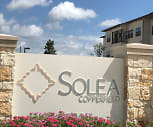 Solea Copperfield, Langham Creek High School, Houston, TX