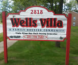 Wells Villa Apartments, Muskegon, MI