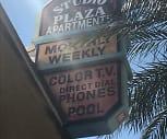 Studio Plaza Apartments, East Las Vegas, Las Vegas, NV