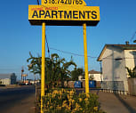 Home Wood Apartments, Nina Street, Bossier City, LA