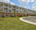 Building, Wheatland Crossing Senior Apartments