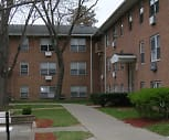 Town and Country Apartments, Broome Community College, NY