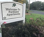 Parklane Apartments, Paris, AR
