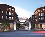 Building, Steelyard at Bricktown