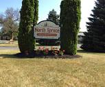 North Spruce Apartments, Batavia High School, Batavia, NY