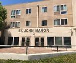 St. John Manor, Mckinley Elementary School, Bakersfield, CA