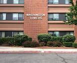 Washington Towers, Batavia High School, Batavia, NY