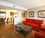 Living Room, Parkwood Apartments