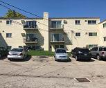 Airy Woods Apartments, Mt Airy Elementary School, Cincinnati, OH