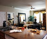Living Room, The Fountains Of Conroe