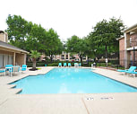 Pool, Village Green Apartments