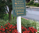 Forest Ridge Apartments, Oakland Mills Middle School, Columbia, MD