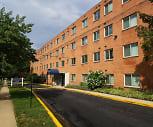 Anton House apartments, Benjamin Stoddert Middle School, Temple Hills, MD
