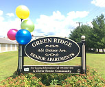 Green Ridge Senior Apartments, Slocum, PA
