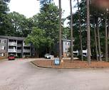 Pine Knoll, Davis Drive Middle School, Cary, NC