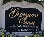 Georgian Court, John F Kennedy High School, Silver Spring, MD